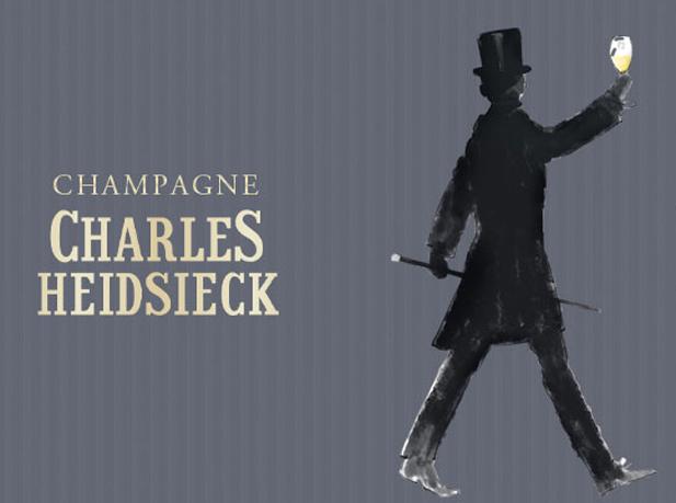 Charles-Camille Heidsieck e il suo Champagne