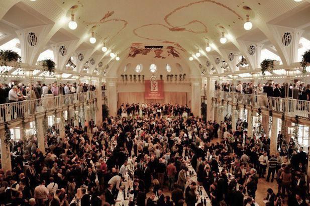Torna l'appuntamento con il Merano Wine Festival al Kurhaus