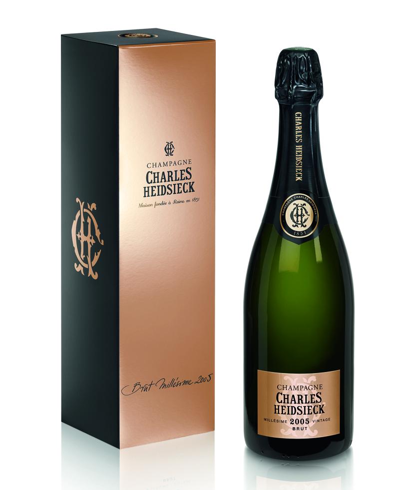 Champagne Charles Heidsieck Brut Vintage 2005