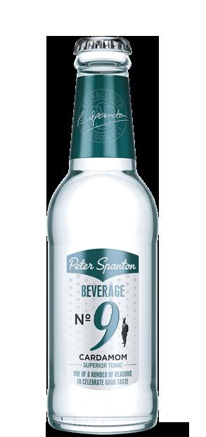 Beverage N°9 - Cardamom Tonic